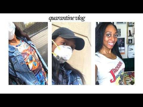 HOW THINGS HAVE BEEN FOR ME- Quarantine in NYC (vlog 3)