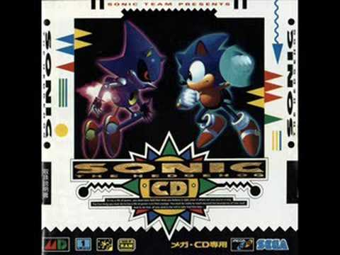 Sonic CD - Cosmic Eternity (BiY)