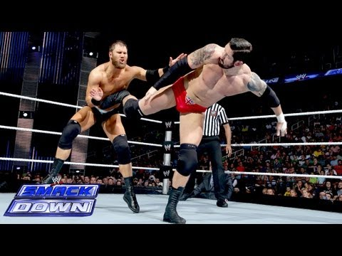 smackdown - The turmoil between Intercontinental Champion Wade Barrett, Curtis Axel, and The Miz continues to unfold on SmackDown.