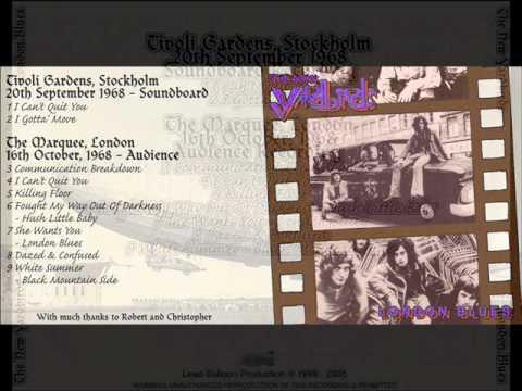 Tekst piosenki Led Zeppelin - I Gotta Move po polsku