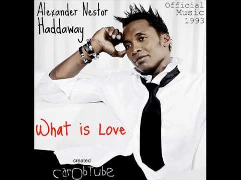 discoteca anni 90 - what is love - haddaway