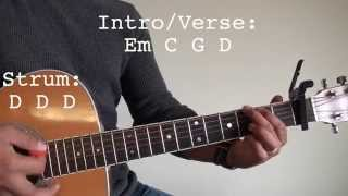 Video All Of Me Guitar Tutorial (John Legend) MP3, 3GP, MP4, WEBM, AVI, FLV Juli 2018