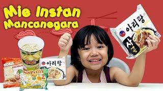 KATA BOCAH tentang Makanan Mie Instan Mancanegara | #60
