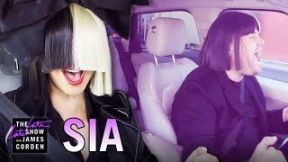 Video Sia Carpool Karaoke MP3, 3GP, MP4, WEBM, AVI, FLV Juli 2018