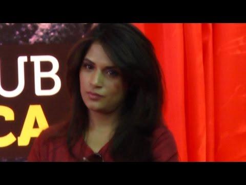 Richa Chadda's Masaan Promotion At Launch Country