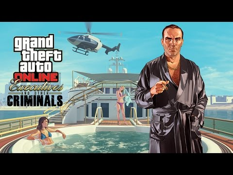 GTA Online – Executives and Other Criminals – HD Reveal Trailer