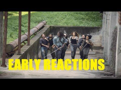 The Walking Dead Season 9 - Episode 7 EARLY REACTIONS
