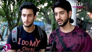 Offscreen Fun With Kunal Jaisingh & Leenesh Mattoo | Ishqbaaz Star Plus