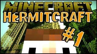HermitCraft with Keralis - Episode 1: Hello HermitCraft