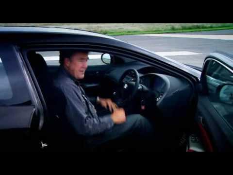 Honda Civic Type-R TopGear - Honda Civic Type R (на русском)