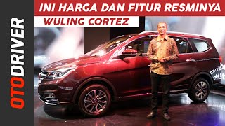 Download Video Wuling Cortez 2018 | First Impression Review Indonesia | OtoDriver MP3 3GP MP4