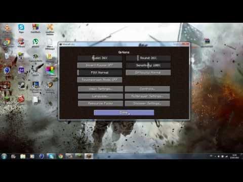 [Tuto] Comment télécharger minecraft cracké 1.7.9 à 1.6.2   [FR]