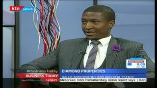 Business Today: Diamond Properties Value Addition on Land and Real Estate,  27th October 2016