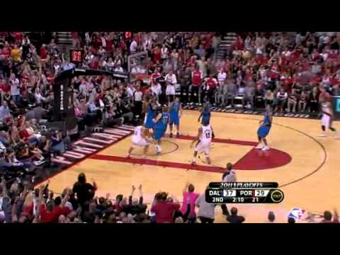 Game 4: Aldridge to Matthews to Gerald Wallace