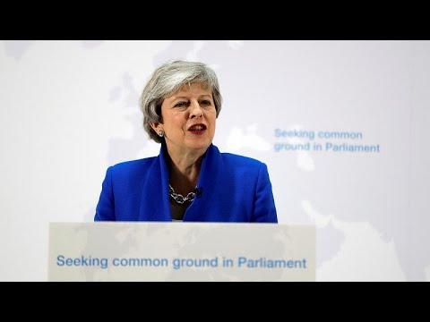 Brexit: Νέα πρόταση Μέι – Ρήτρα για δεύτερο δημοψήφισμα