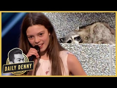 The #MPRRaccoon is Alive And Well + An INCREDIBLE Golden Buzzer Performance on AGT | #DailyDenny
