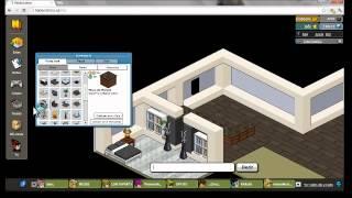 como crear casa moderna en habbo holo en 6min vidinfo
