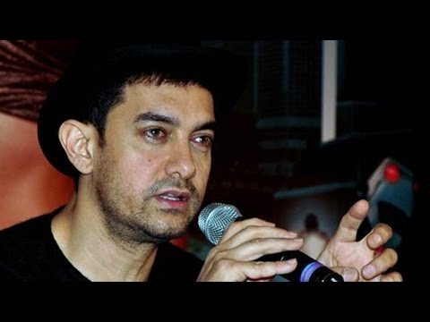 Aamir Khan: Don't Blame Films For Crime Against Wo