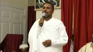 Ethiopian Orthodox Tewahedo Timhirt-Deacon Daniel Kibret