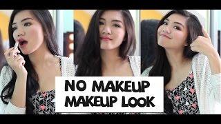 Video 'No Makeup' Makeup Look Tutorial (Natural) | Indonesia MP3, 3GP, MP4, WEBM, AVI, FLV Juni 2017