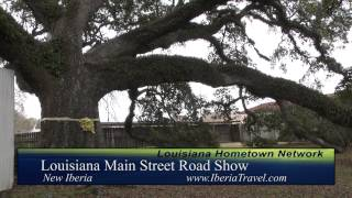 New Iberia (LA) United States  city images : New Iberia - Louisiana Main Street Road Show