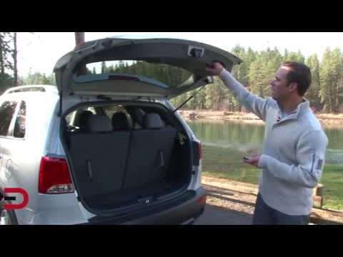 2013 Kia Sorento | New Car Review | on Everyman Driver