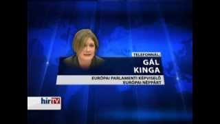 Megvonná szavazati jogunkat az EP jelentéstevője – a HírTv tudósítása