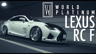 LEXUS RCF Bodykit by ROWEN JAPAN *Parts addition Ver.