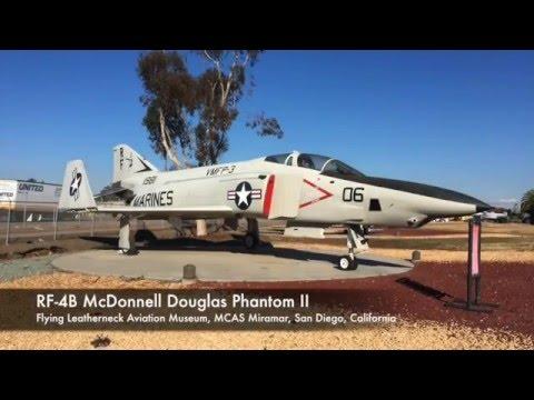 RF-4B McDonnell Douglas Phantom...