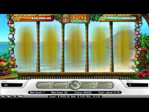 Tiki Wonders ™ free slots machine game preview by Slotozilla.com