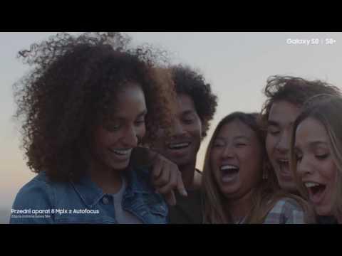 Samsung Galaxy S8 - reklama 2