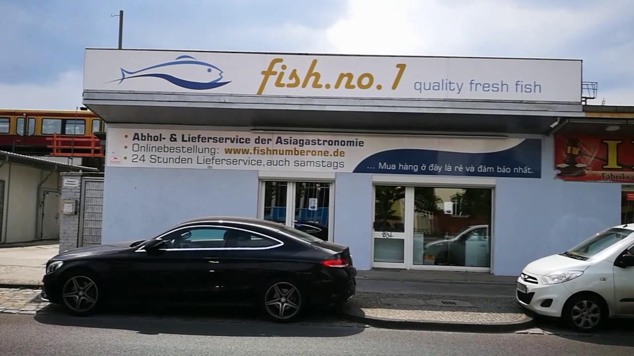 FISH.NO 1  CỬA HÀNG CUNG CẤP CÁC ĐỒ SUSHI CHO CÁC NHÀ HÀNG TẠI BERLIN & BRANDENBURG.