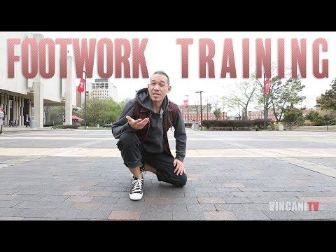 Learn The Hop, Stop, Kick Footwork Drill | BBOY Metal (Rep Styles / Hip Hop Fundamentals)