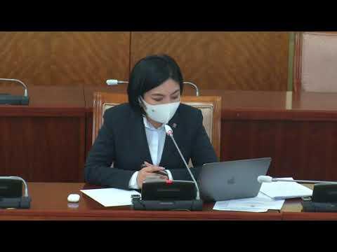 Б.Саранчимэг: Баталсан хуультай давхацсан заалт оруулсан хууль хэлэлцэх шаардлага бий юу?