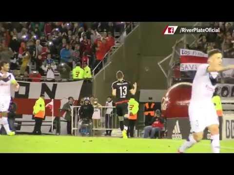 Gol de Alario vs. Vélez