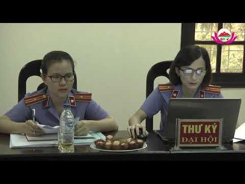 Đại hội Chi bộ Viện kiểm sát nhân dân huyện Quỳ Hợp