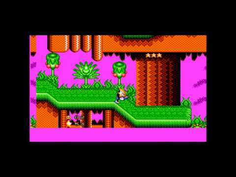 ristar game gear music