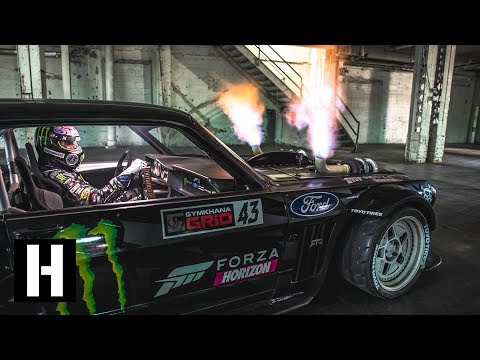 GYMKHANA TEN And Amazon Prime TV Show Announcement