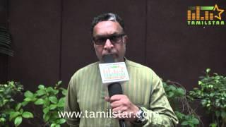 Nassar at Kaaviya Thalaivan Movie Press Meet