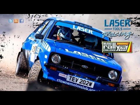 Laser Tools Racing - McRae Challenge!
