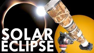 Video 🌞Solar Eclipse Photography: TOTALITY!🌞 MP3, 3GP, MP4, WEBM, AVI, FLV Juni 2018
