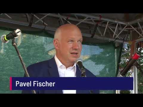 Demonstrace 5. 6. 2018 - Pavel Fischer