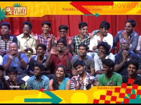 Kalakkapovadhu-Yaaru-Season-5--19th-June-2016-Promo-1