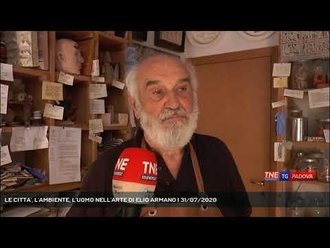 LE CITTA', L'AMBIENTE, L'UOMO NELL'ARTE DI ELIO ARMANO | 31/07/2020