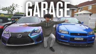 Garage & Channel Update!