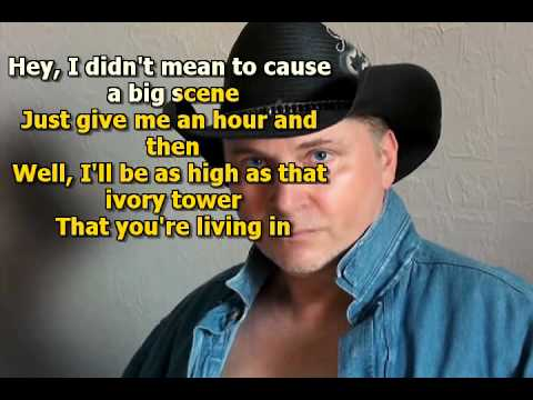 Mike Malak & The Fakers –  Friends In Low Places (Garth Brooks, cover song with lyrics)