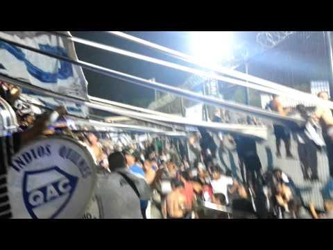 Aqui la tienes, esta es la banda del cervecero - Indios Kilmes - Quilmes