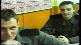 Pierwszy dzień w wojsku. Tak to wyglądało w 1995 roku