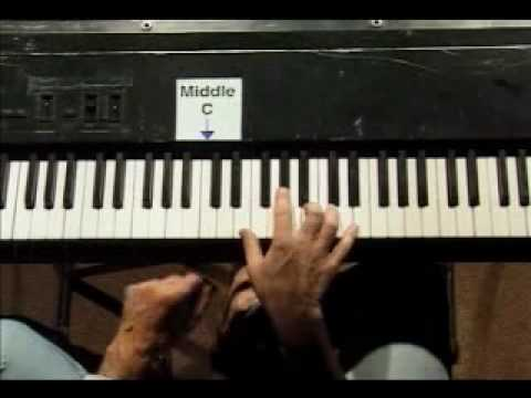 Piano Lesson – 7 Chords For The Key Of E Major