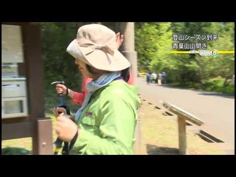 青葉山自然観察会test